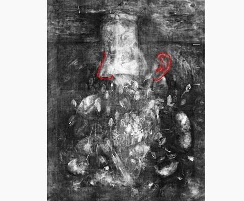 نقاشی گلدان گلهای شقایق ونگوگ