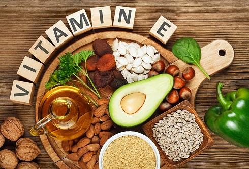 vitamin-E,ویتامین E