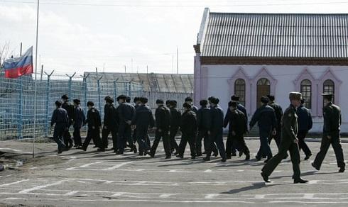 مخوف ترین زندان,زندان زنان در روسیه,ترسناک ترین زندان زنان,شرایط دشوار زندان زنان