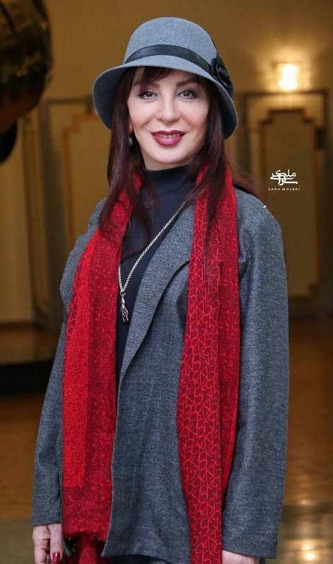 تیپ افسانه بایگان در جشنواره فیلم فجر