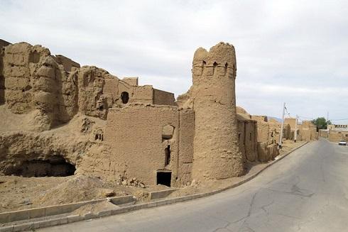 روستای عقدا از روستاهای تاریخی استان یزد