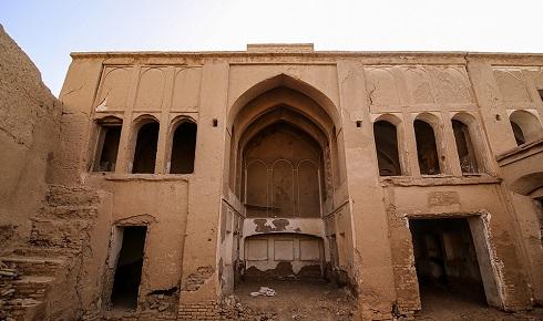 معماری سنتی عقدا در یزد