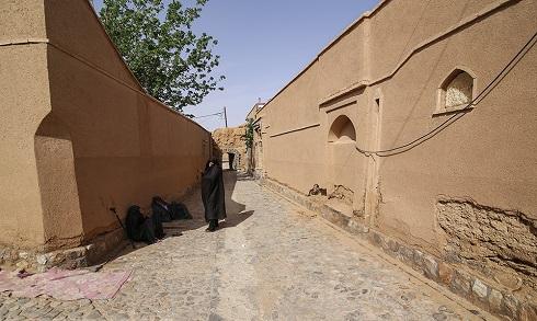 سفر به یزد و بازدید از عقدا