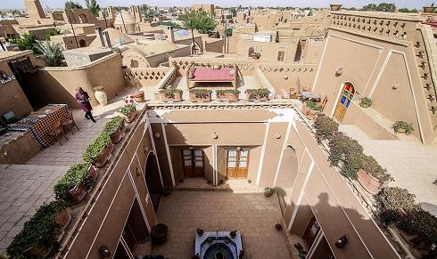 خانه تاریخی در عقدا یزد