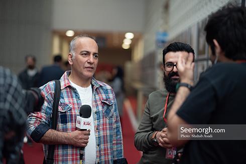 جشنواره جهاني فجر,عکس جشنواره فجر,عليرضا آذرنگ