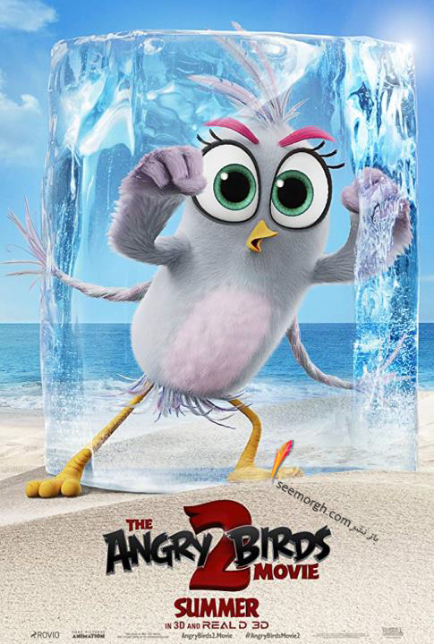 پوستر,انیمیشن پرندگان خشمگین