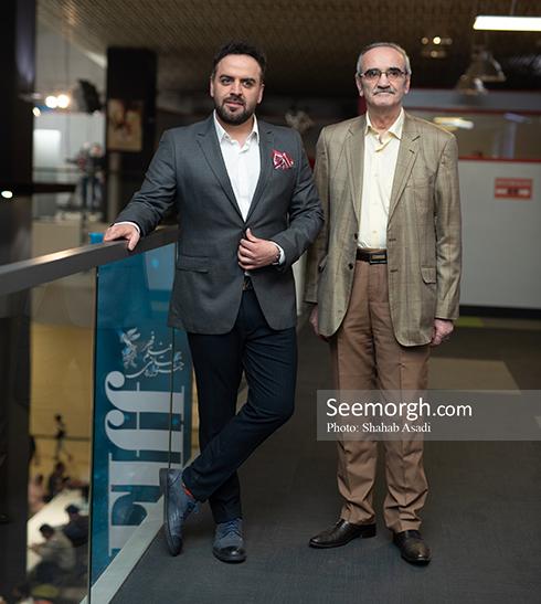 بهرنگ علوی و پدرش,جشنواره جهانی فجر 98