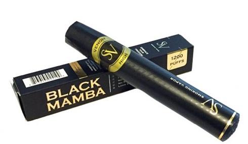 سیگار الکترونیک بلک مامبا
