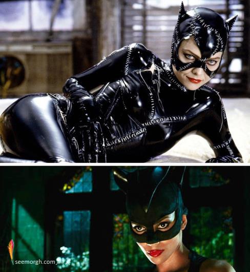 Catwoman,زن گربه ای
