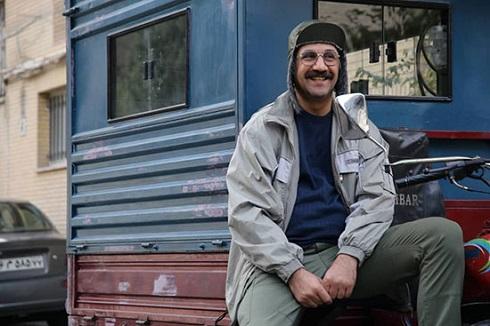 محمد نادري در سريال طنز دنگ و فنگ روزگار