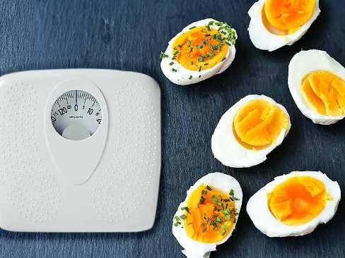 با تخم مرغ به راحتی لاغر شوید,لاغری,لاغری با تخم مرغ