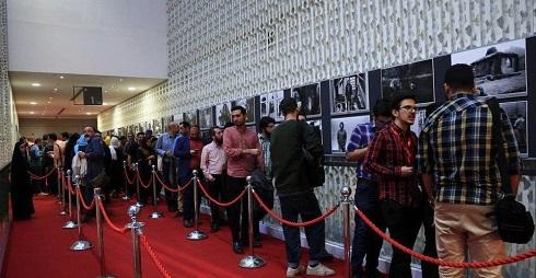 حضور مردم در جشنواره جهاني فجر 98