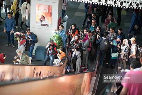 جشنواره جهانی فجر, روزسوم جشنواره فجر,عکس های جشنواره,عکس های سیمرغ,