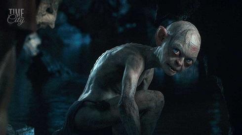ارباب حلقه ها و شخصيت گالوم (اسميگل) (Gollum (Smeagol
