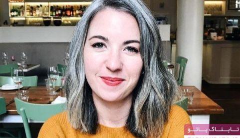 مخالفت با رنگ کردن موي زنان