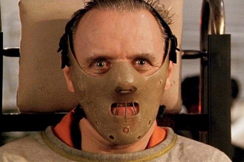 آنتونی هاپکینز در نقش هانیبال لکتر Hannibal Lecter