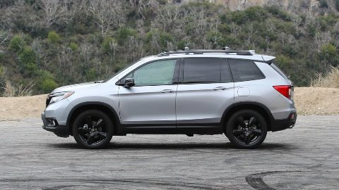نماي خارجي 2019 Honda Passport