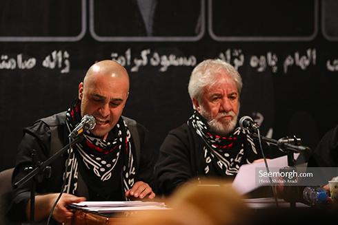 نمایش نامه خوانی,معرکه معرکه,مسعود کرامتی,نیما رئیسی