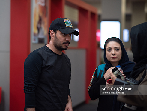جشنواره جهاني فجر,عکس جشنواره فجر,جواد عزتي