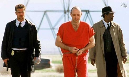 کوين اسپيسي در نقش جاناتان دوو John Doe
