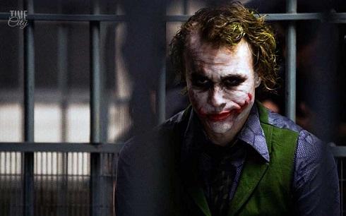 جوکر Joker در فیلم شوالیه تاریکی