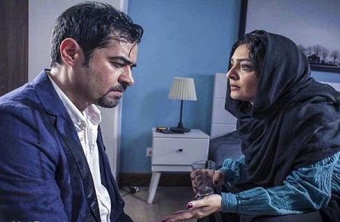 شهاب حسيني و ساره بيات در فيلم سينمايي لابيرنت