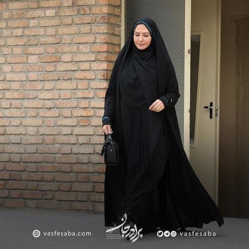 لعیا زنگنه در سریال مذهبی ماه رمضان