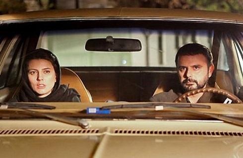 ليلا حاتمي و علي مصفا در فيلم چيزهايي هست که نميداني