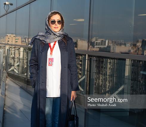 جشنواره جهاني فجر, روزسوم جشنواره فجر,عکس هاي جشنواره,عکس هاي سيمرغ,مهتاب کرامتي