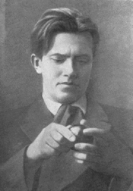 ولادیمیر مایاکوفسکی شاعر روس