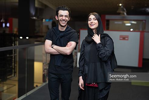 لاله مرزبان,علی شادمان,جشنواره جهانی فجر 98