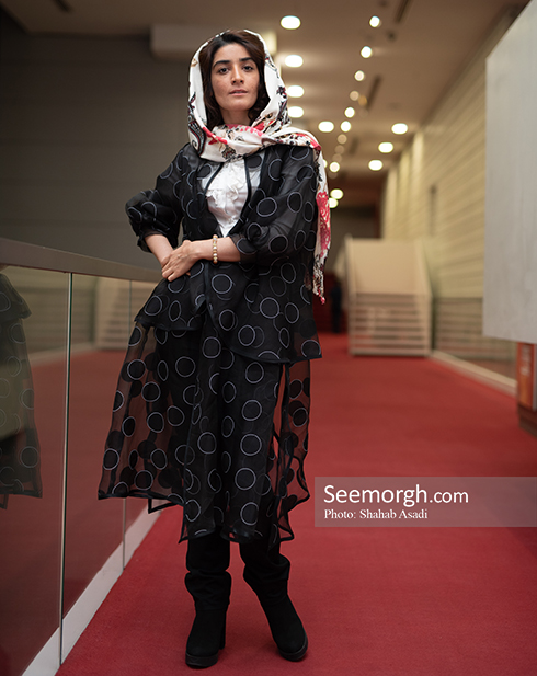 جشنواره جهاني فجر,عکس بازيگران,فجر,مژگان صابري