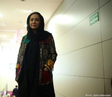 نیکی کریمی در جشنواره جهانی فیلم فجر