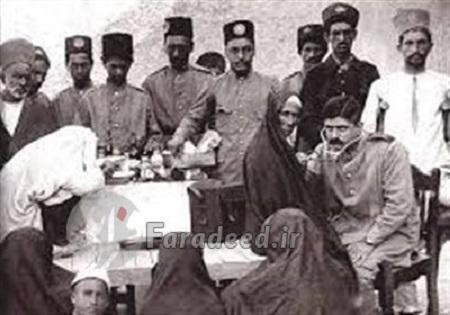 پزشک دربار ناصرالدین شاه