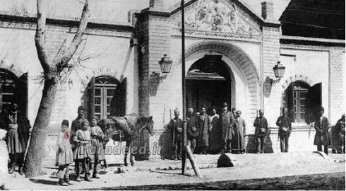 مهمان نوازی ایرانیان در زمان ناصرالدین شاه