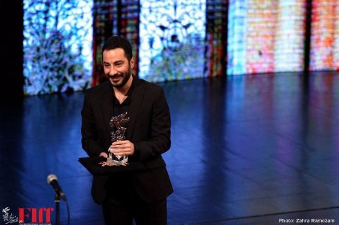 نوید محمدزاده,جشنواره جهانی فجر