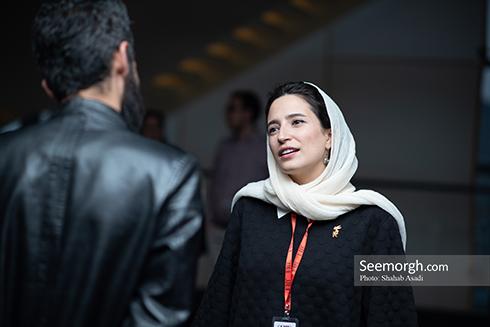 جشنواره جهاني فجر,عکس جشنواره فجر,نگار جواهريان
