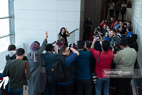 نيکي کريمي,جشنواره جهاني فجر