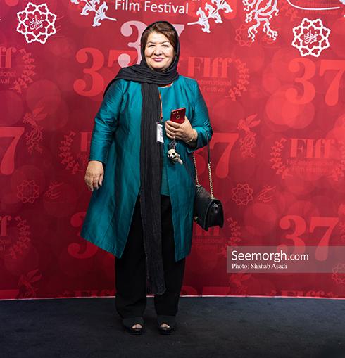 پوران درخشنده,جشنواره جهاني فجر