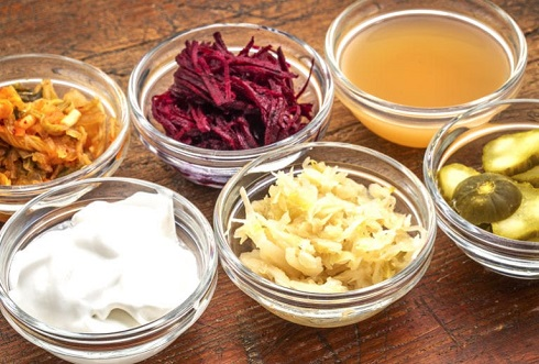 خوراکی های پروبیوتیک