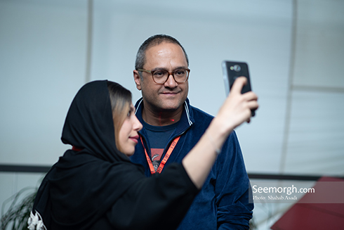 جشنواره جهاني فجر,عکس جشنواره فجر,رامبد جوان