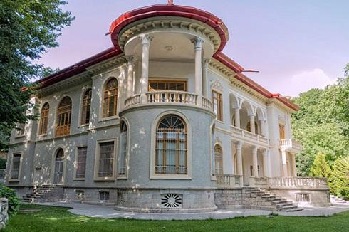 کاخ موزه سعد آباد
