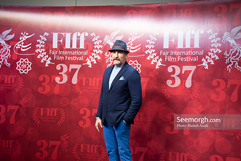 صالح آقامیرزایی,جشنواره جهانی فیلم فجر 98