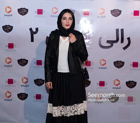 رالي ايراني2,سميرا حسنپور