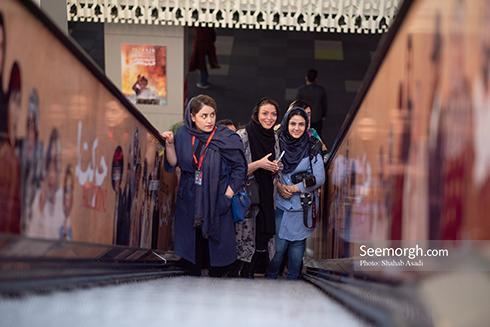شبنم فرشادجو,جشنواره جهانی فیلم فجر98