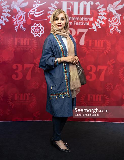 شبنم قلیخانی,جشنواره جهانی فجر 98