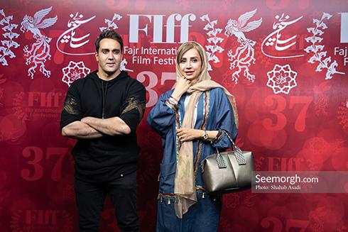 شبنم قلیخانی,پوریا پورسرخ,چهارم جشنواره جهانی فجر 98