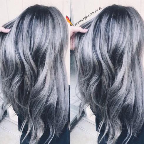 ترکیب رنگ مو,ترکیب رنگ C5+M6+A7  چه رنگی می شود؟,رنگ مو