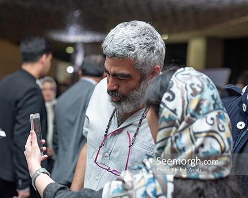 سروش صحت,جشنواره جهانی فیلم فجر98