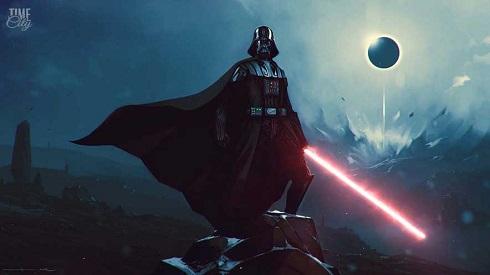 دارت ويدر Darth Vader